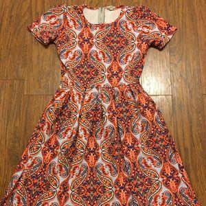 Lularoe Amelia dress